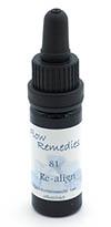 Flow Remedies edelsteenremedie 81. Re-align